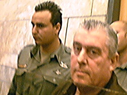 זאב רוזנשטיין בבית המשפט (צילום: חדשות 2)