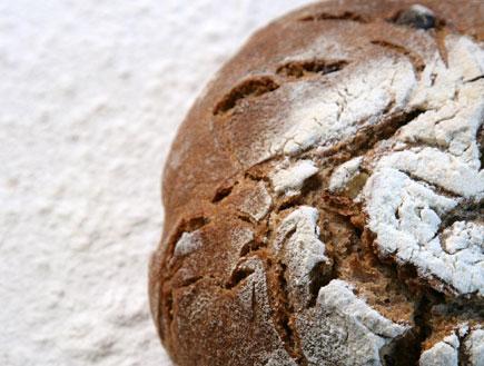 לחם מלא דגנים (צילום: מאפיית לחמים)