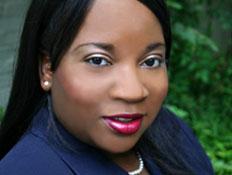 אישה שחורה שמנה 1 (צילום: istockphoto)