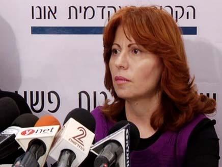 שרה קרפ (צילום: חדשות 2)