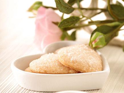עוגיות חמאה מלבבות (צילום: מיקי שמו, שמו הקונדיטוריה)