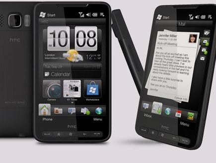 הסלולרי החדש של HTC (צילום: גלובס)