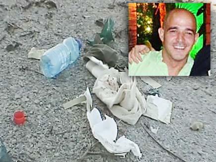 רצח רועי ברינג (צילום: חדשות 2)