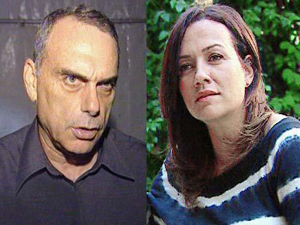 צופית ואברהם גרנט (צילום: חדשות 2)