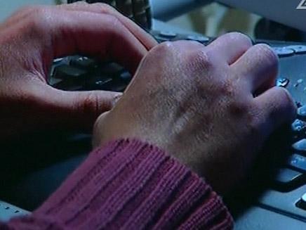 """יד קלה על ה""""אנטר"""" (צילום: חדשות 2)"""