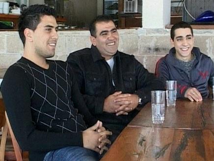 עג'מי (צילום: חדשות 2)
