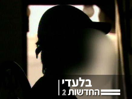נער החשוד בעבירות מין בילדה בת 14 (צילום: חדשות 2)