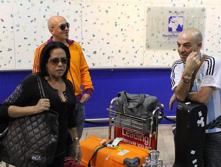 כוכב נולד טסים לברזיל  - מרגול, גל אוחובסקי פבלו ר (צילום: אלעד דיין)