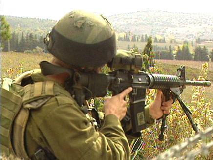 חייל באימון צבאי. אילוסטרציה (צילום: חדשות 2)
