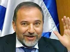 שר החוץ אביגדור ליברמן, ארכיון (צילום: ערוץ הכנסת)