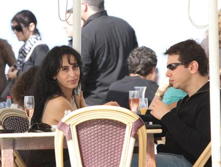 ריטה ורונן ברגמן, פפראצי בנמל תל אביב 5 (צילום: אלעד דיין)