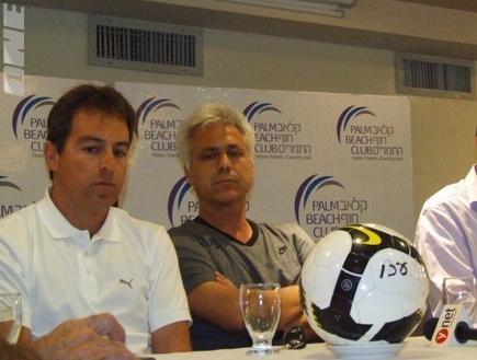 ויצמן והוכנבוים, שחקני הקבוצה זכו למחמאות (ONE) (צילום: מערכת ONE)