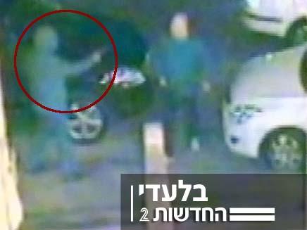 התנקשות כושלת (צילום: חדשות 2)