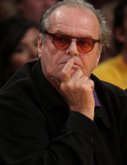 ג'ק ניקולסון - משקפי שמש (צילום: Noel Vasquez, GettyImages IL)