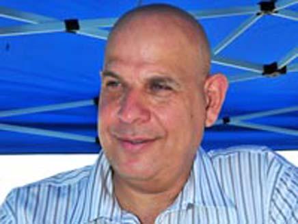 """יצחק הראל, מנכ""""ל רכבת ישראל (צילום: תמר מצפי)"""