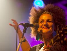 קרולינה הופעה 1 (צילום: muper photo)