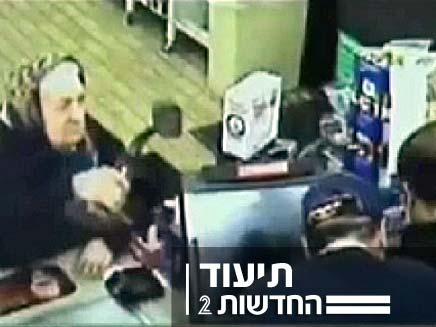 סבתא נגד שודדים (צילום: חדשות 2)