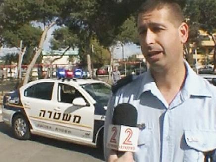 השוטר הצדיק (צילום: חדשות 2)