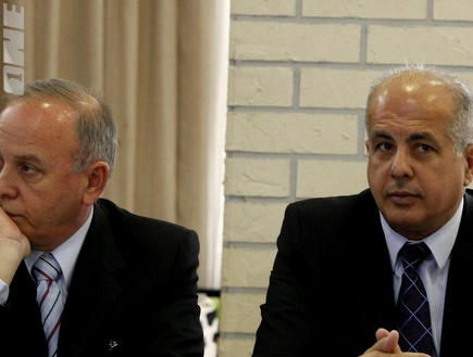 ועדת האתיקה (אמיר לוי) (צילום: מערכת ONE)