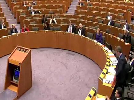 פרלמנט (צילום: חדשות 2)