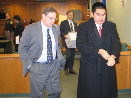 אנטוני, נשלח לכלא עקב הטרדה מינית בפייסבוק (צילום: AP)