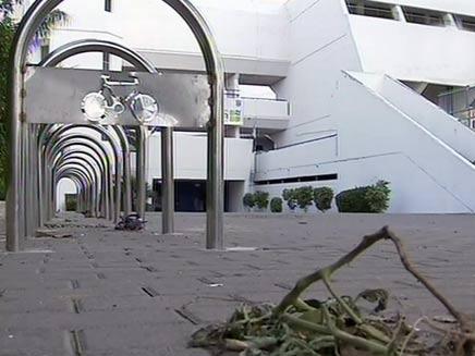 בית הספר בתל אביב (צילום: חדשות 2)