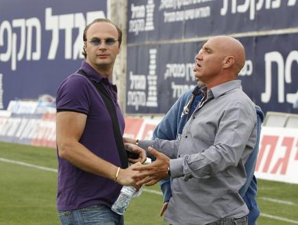 דניאל יאמר (אמיר לוי) (צילום: מערכת ONE)