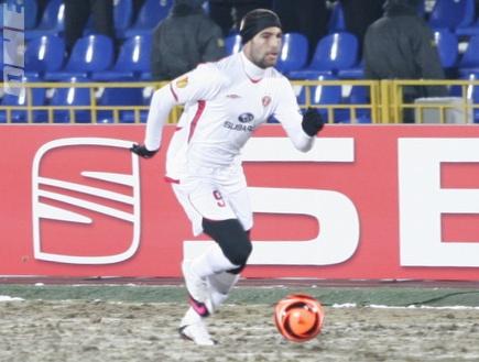 שכטר. הכדורגל הספרדי יותר מתאים (רועי גלדסטון) (צילום: מערכת ONE)