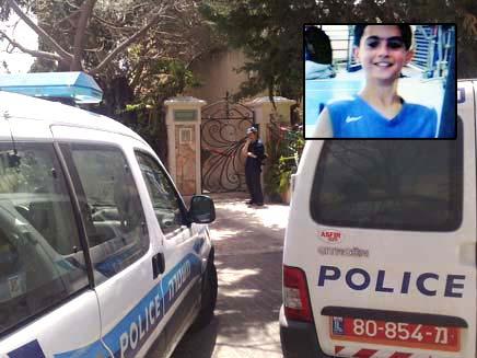 אורן מזרחי, הילד שנהרג מפליטת כדור (צילום: חדשות 2)