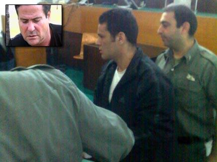 אופיר סספורטס בבית המשפט (צילום: חדשות 2)