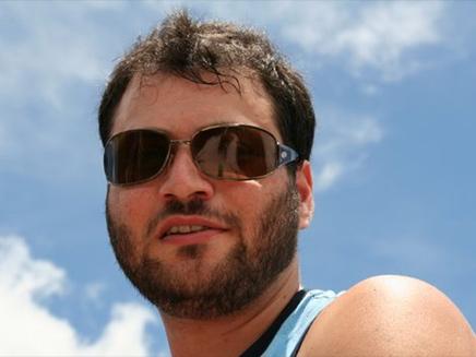 איתי בן דוד, נעדר בברזיל (צילום: חדשות 2)