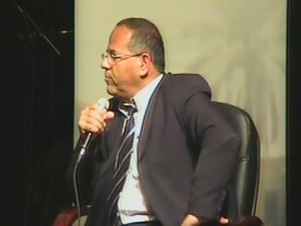 איוב קרא מתבטא נגד אירן (צילום: חדשות 2)