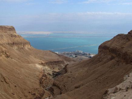 טיול במדבר יהודה ובקעת ים המלח (יח``צ: ערן גל-אור)