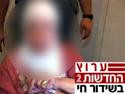 האם שחשודה בחניקת בנה (צילום: חדשות 2)