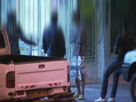 כתבה על נוער עולה מאתיופיה (צילום: חדשות 2)