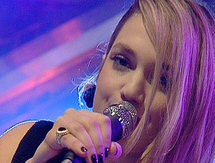 מארינה מקסימיליאן בלומין - בדמעות שאת בוכה (תמונת AVI: מועדון ארוחת הערב)