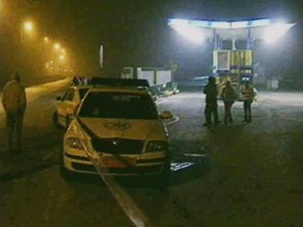 תחנת דלק, ארכיון (צילום: חדשות 2)