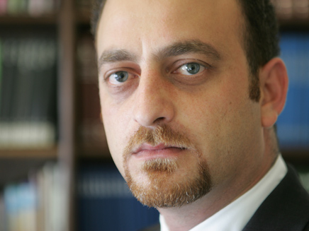 """עו""""ד מאהר תלחמי (צילום: חדשות 2)"""