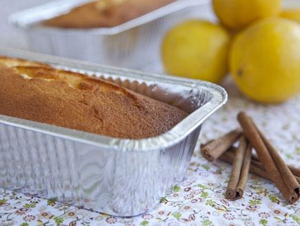 עוגת לימון וקינמון (צילום: שירן כרמל,  יחסי ציבור )