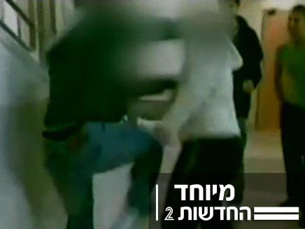 אלימות בבתי ספר (צילום: חדשות 2)