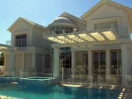 בית לדוגמא בסביון (צילום: חדשות 2)