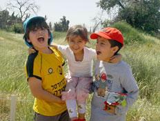 טיול עם ילדים: אלוני קדימה (צילום: שירלי אהרון)