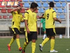 """שחקני הנוער של בית""""ר. לא ישחקו בשבת (גיא בן זיו) (צילום: מערכת ONE)"""