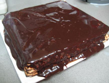 עוגת מצות (צילום: mako)