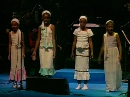 מקהלת מורן (צילום: ch2news)
