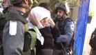 """מח""""ש חוקרת שוטר מג""""ב שתקף בנגיחה אישה וגבר פלסטיני (צילום: בצלאם)"""