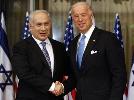 ביידן עם נתניהו. מחזרים אחר היהודים (צילום: רויטרס)