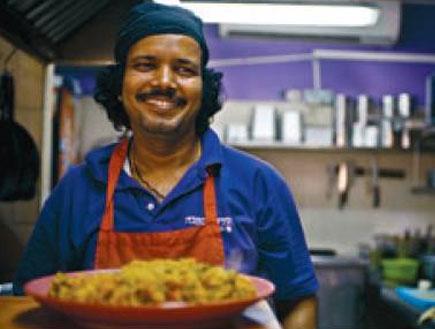 מסעדת הודו הקטנה, באר שבע (צילום: אדוארד קופרוב, גלובס)