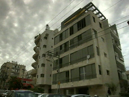 """שיפוץ בניינים בפרוייקט תמ""""א (צילום: חדשות 2)"""