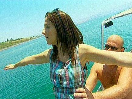 אפרת עושה את ישראל (תמונת AVI: mako)